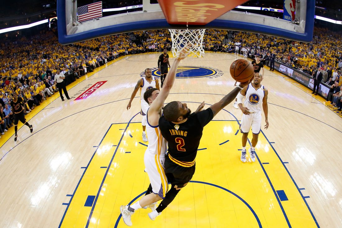 NBA Finals Game 3 ratings up 22 percent from past year