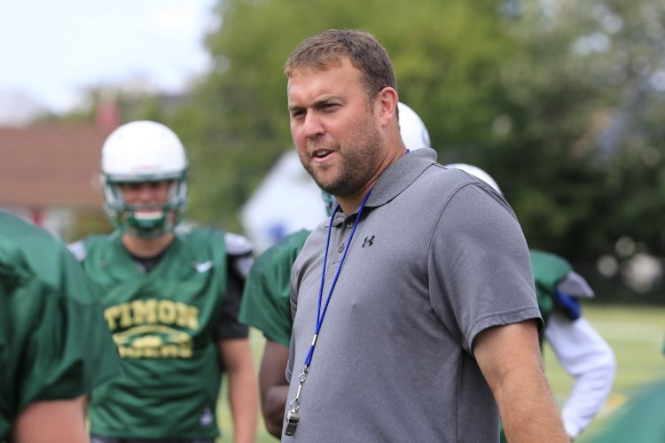 Charlie Comerford resigns as AD and football coach at Bishop Timon-St. Jude