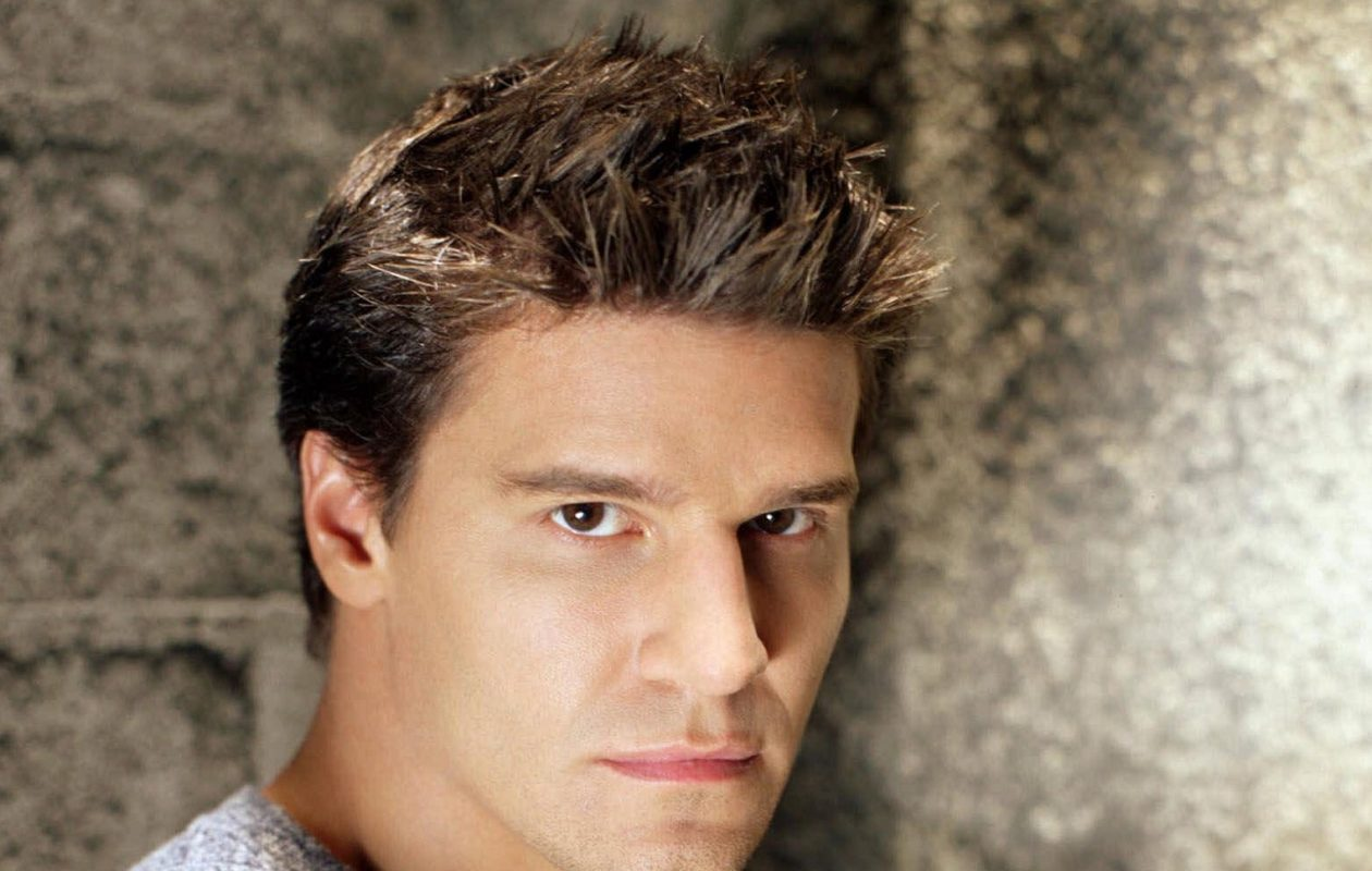 "David Boreanaz  in ""Angel."" (WB)"