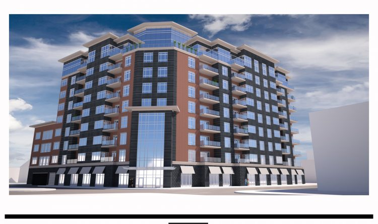 Willoughby's planned 10-story building goes back to the drawing board.