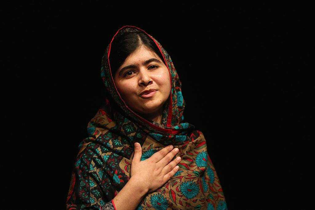 Malala Yousafzai will speak at the University at Buffalo Sept. 19. (Getty Images)
