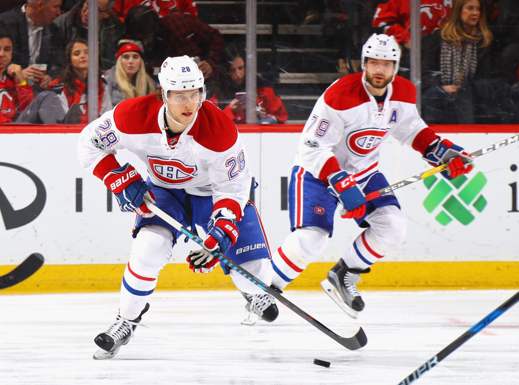 Nathan Beaulieu arrives in Buffalo without much cost to the Sabres. (Getty Images)