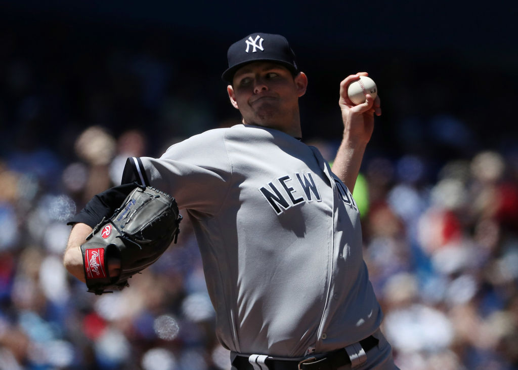 The Yankees Jordan Montgomery conjures memories of Andy Pettitte.