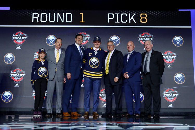2017 nhl draft picks