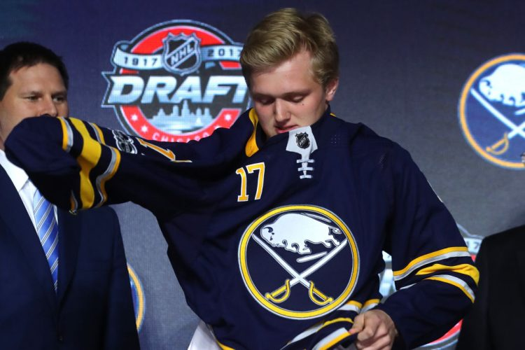What They Said: Sabres draft pick Casey Mittelstadt