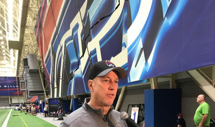 Jim Kelly says Sean McDermott brings discipline Bills 'haven't had in awhile'