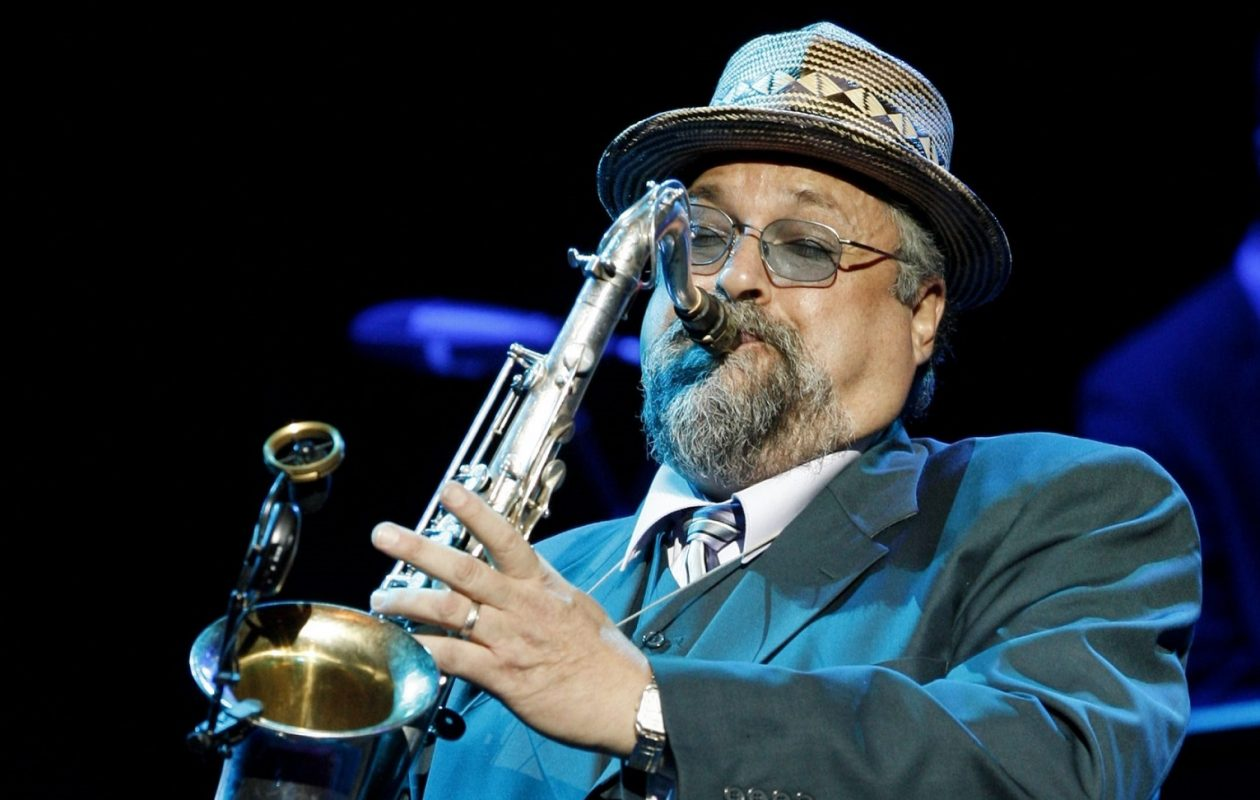 Joe Lovano appears at Grammy's 2009 Salute to Jazz in Los Angeles. (Kevin Winter/Getty Images)