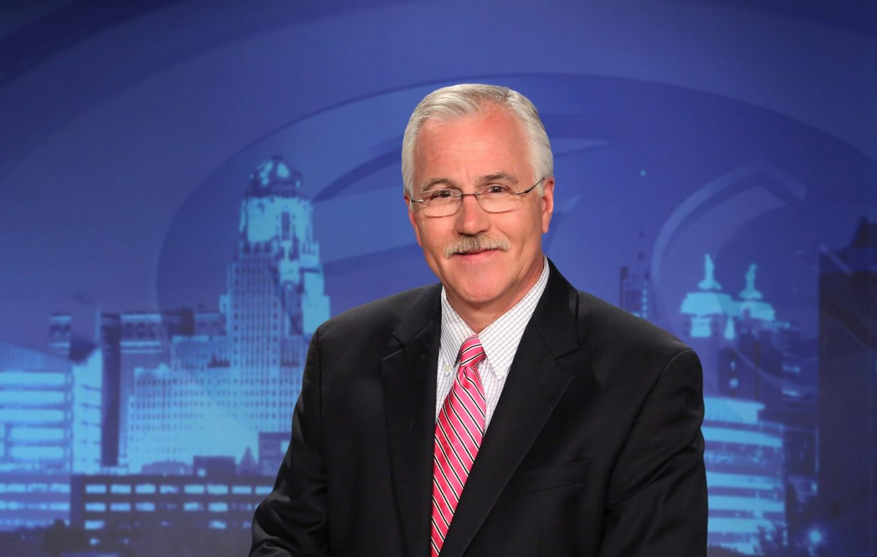 Mike Randall will be inducted into the Buffalo Broadcasters Association Hall of Fame.