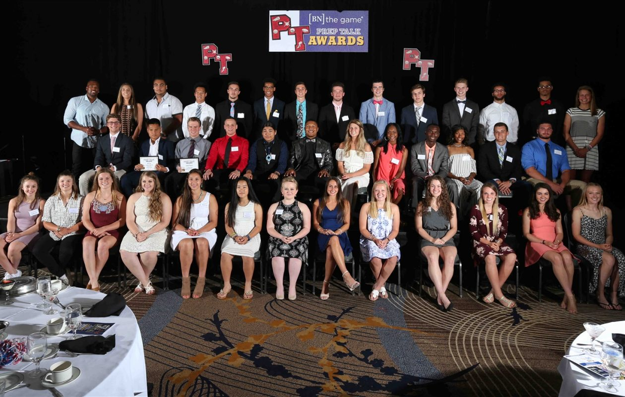The fourth annual Prep Talk Awards were held at the Hyatt Regency Buffalo Hotel and Conference Center on Wednesday, June 14. (James P. McCoy/Buffalo News)