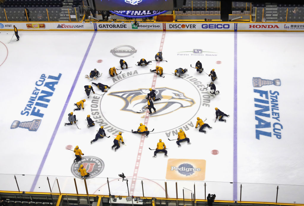 It's a must-win tonight for the Nashville Predators in Game Three (Getty Images).