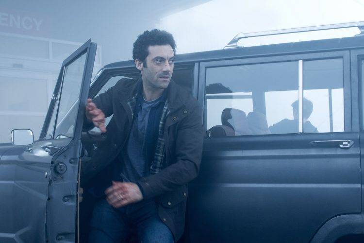 You should be watching: 'The Mist'