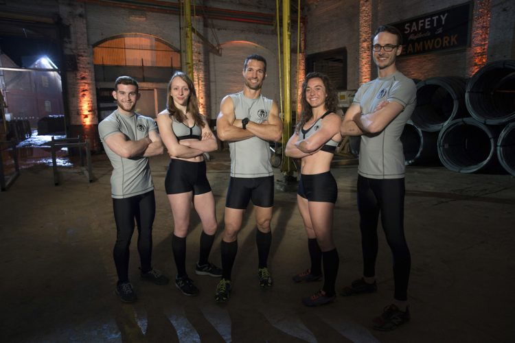 Team of UB 'nerds' advances in NBC Spartan challenge