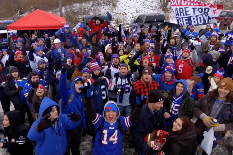 Q&A: Barstool Sports founder Dave Portnoy talks #BillsMafia mini-documentary