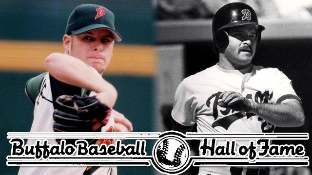 Jason Jacome and Mark Ryal elected to the Buffalo Baseball Hall of Fame