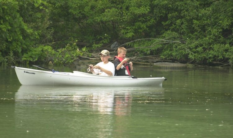 Erie Canal Fishing Derby runs July 5-16