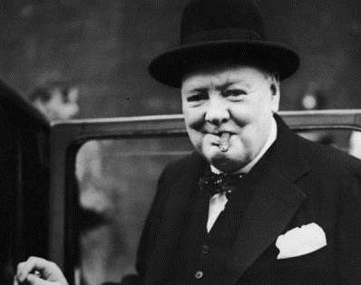 Winston Churchill (News file photo)