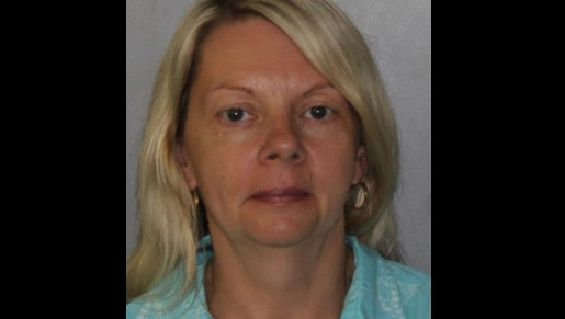Lorraine G. Sloan was charged with a misdemeanor count of falsifying business records.