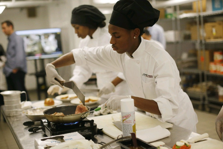 Plans to replicate and expand on the successful culinary program at Emerson School of Hospitality have resulted  in delays and  threats of a lawsuit as the Buffalo School Board nears a decision. (Derek Gee/Buffalo News file photo)