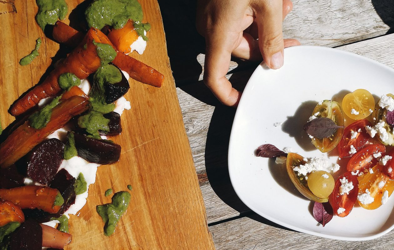 Stratford's Monforte on Wellington highlights foraged, seasonal, local and fermented food, including the restaurant's own artisanal cheeses.