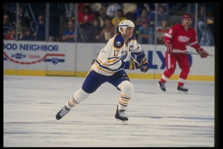 Three decades of Sabres uniforms
