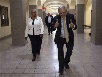State ed hearing in Albany on Paladino