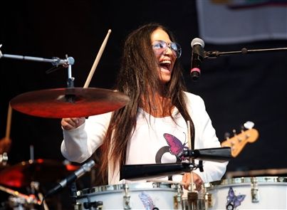 Sheila E. recalls Prince, past hits at Canalside