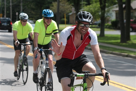 Ride for Roswell 2017 at UB North