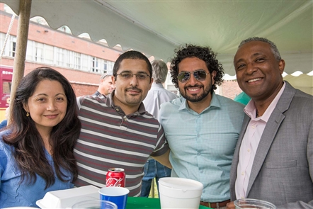 Smiles at International Institute's Eat The World
