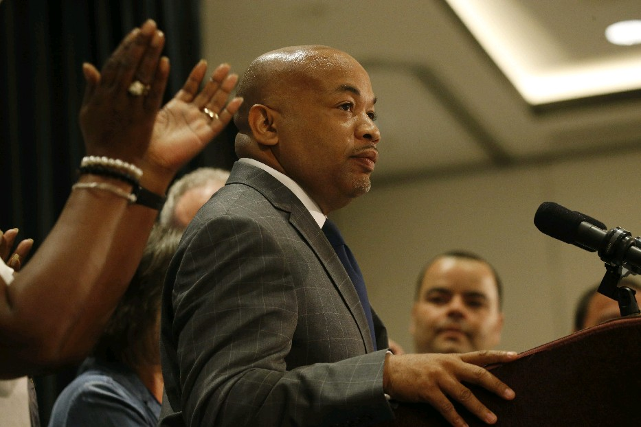 Assembly Speaker Carl Heastie said he has no interest in linking expansion of charter schools – a priority of some upstate lawmakers – to efforts to extend mayoral control of New York City's schools. (Derek Gee/Buffalo News file photo)