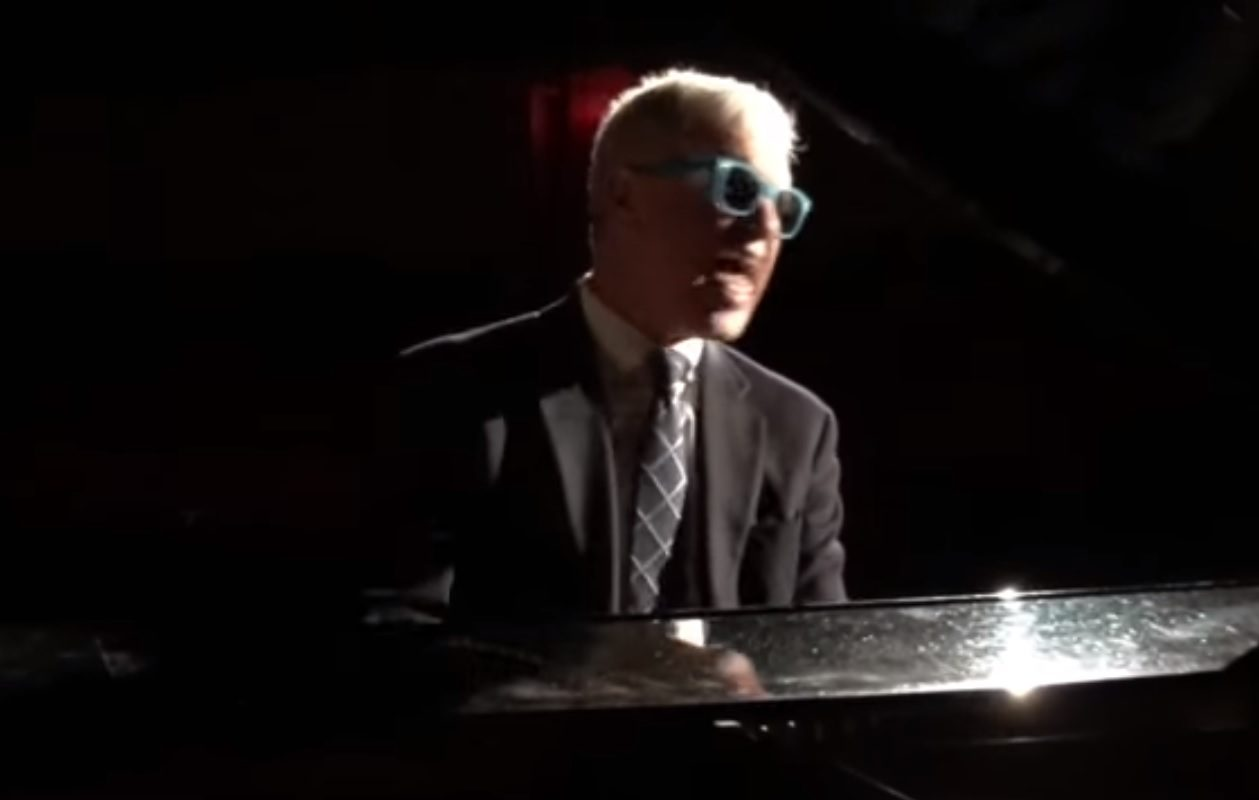 A still image from a YouTube video created by Harry O'Malley.