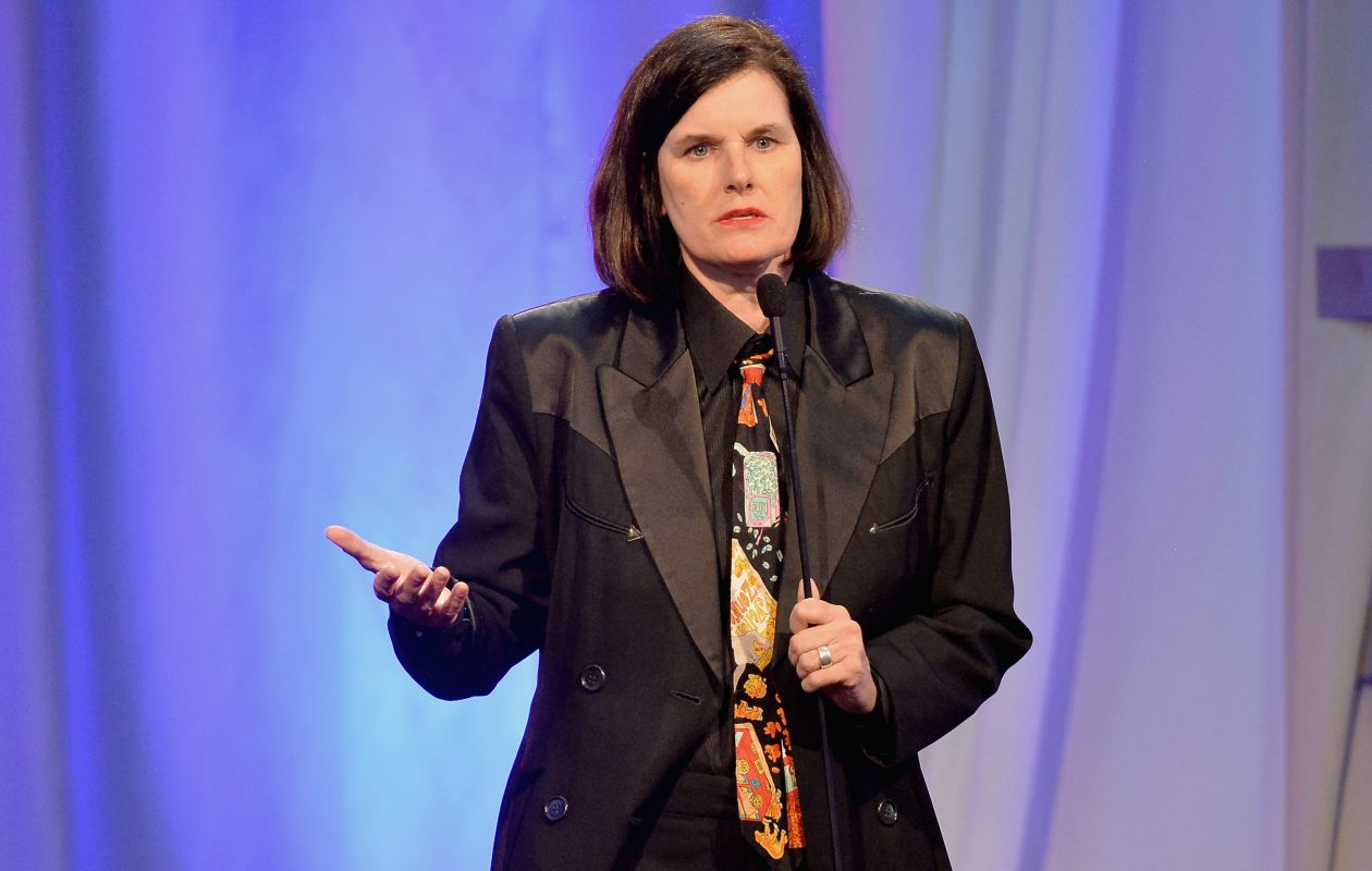 Paula Poundstone returns to Buffalo for a show at Asbury Hall at Babeville. (Getty Images)