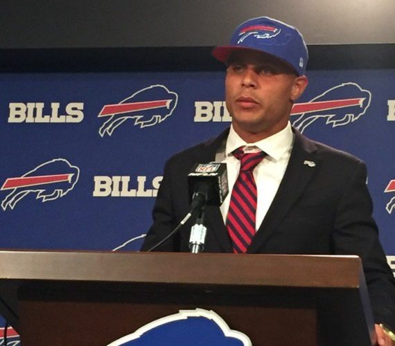Jordan Poyer found it 'a blessing just to put the cleats on' during Bills' offseason workouts