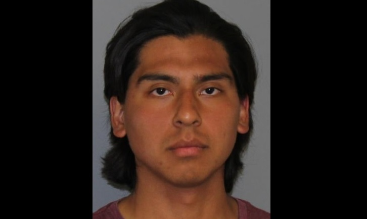 Trevor John, 23, of Irving,  was arrested Tuesday morning. (State Police)