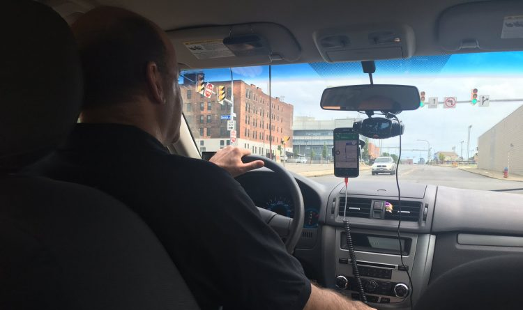 Ride hailing lifts off in Western New York