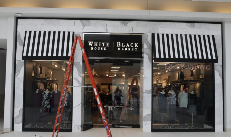 White House Black Market reopens at Galleria