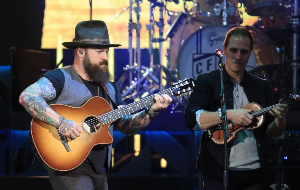 The Zac Brown Band performs Sunday at Darien Lake Performing Arts Center. (Harry Scull Jr./Buffalo News)