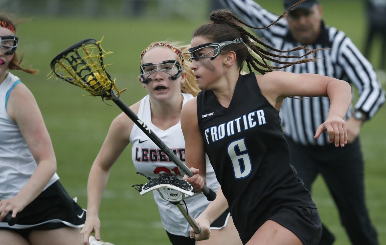 Frontier's Taylor Gehen.  (Harry Scull Jr./Buffalo News)