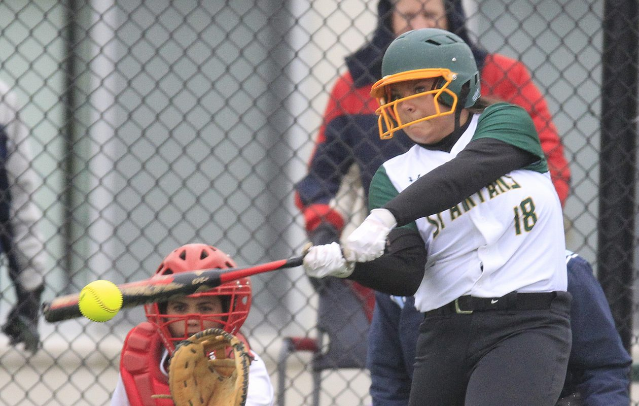 WIlliamsville North's Emily Nicosia. (Harry Scull Jr./Buffalo News)