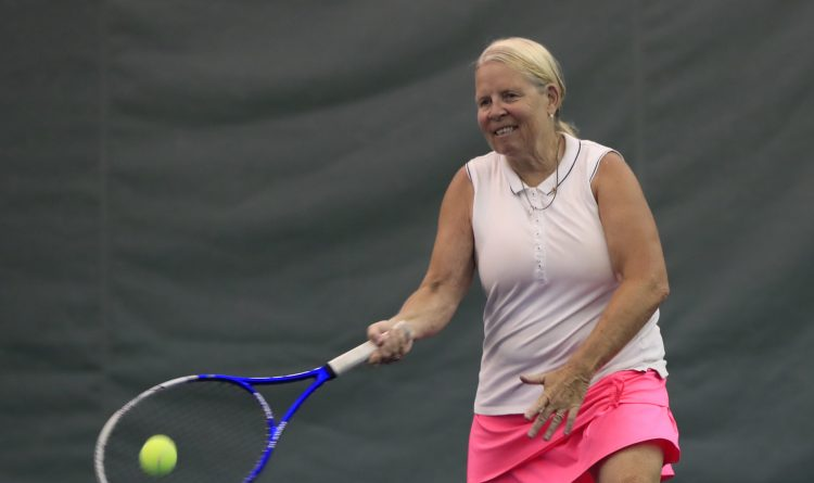 Racket Sports: Cheryl Meyer can keep up with players half her age