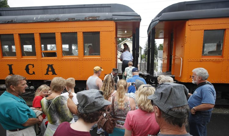 100+ Things: All aboard the Arcade & Attica Railroad
