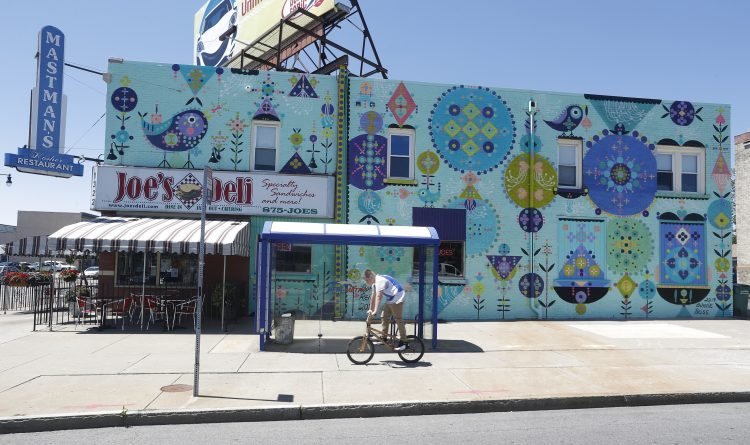 Murals of summer: 5 new walls to explore