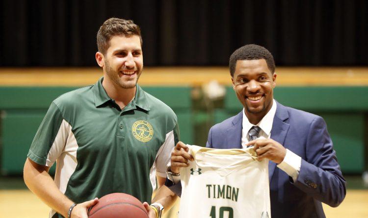 Jason Rowe named Timon-St. Jude basketball coach