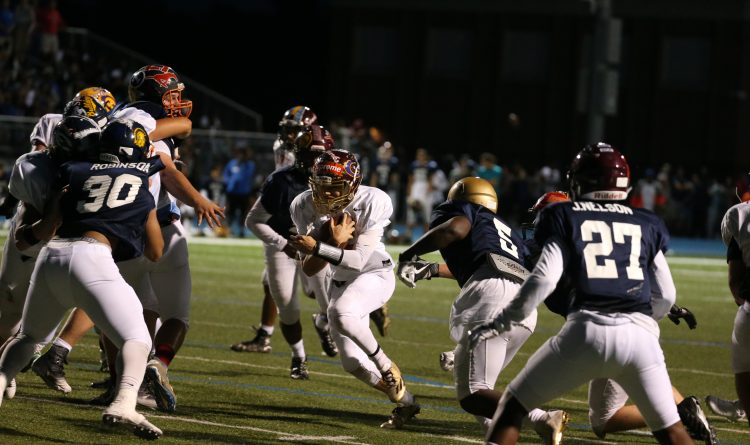 South beats North in Kensington Lions game