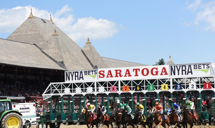 Post Time: Saratoga Race Course, from A to Z