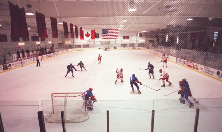 Amherst asks state for $2.2 million for fifth rink at Northtown Center