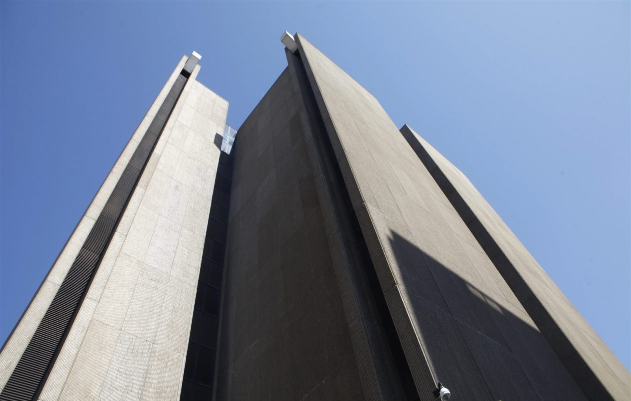 Buffalo City Court at 50 Delaware Ave. (Buffalo News file photo)