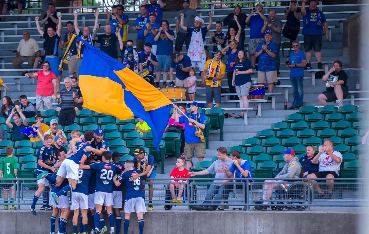 FC Buffalo returns for its ninth season on Friday at All-High Stadium. (Don Nieman/Special to The News)