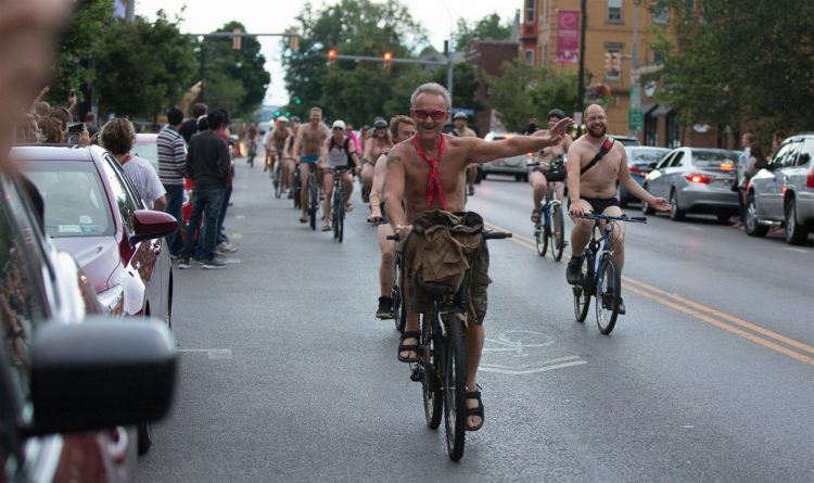 World Naked Bike Ride returns to Buffalo