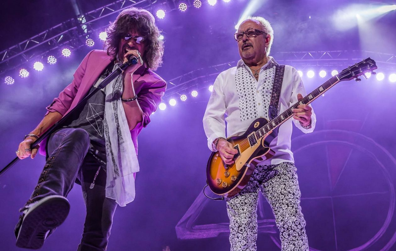 Foreigner headlined at Darien Lake Friday night. (Don Nieman/Special to The News)
