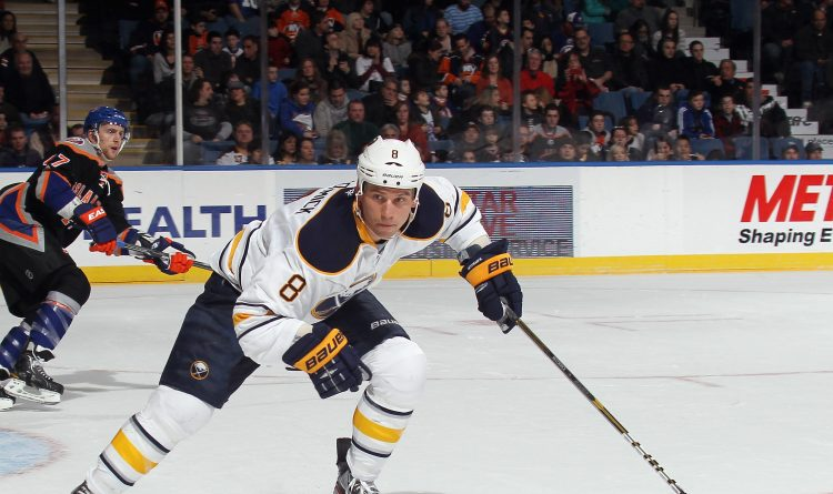 Sabres' Cody McCormick done playing but hopes NHL remains in his life